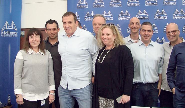 איל וולדמן ועובדי מלאנוקס עם מכירת החברה. מתעשרי ההייטק משנים את פרופיל העושר הישראלי