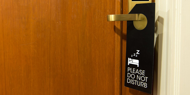 משבר הקורונה בתיירות: הקפאת הליכים לחברת הזמנת המלונות הישראלית כנסלון