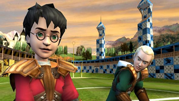 """Harry Potter Quidditch World Cup"". הפקה של משחק אורכת לרוב יותר מהפקת סרט"