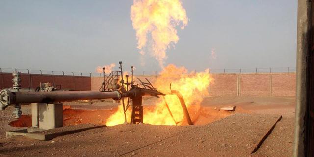 עדיף שהמדינה תבנה צינור גז נוסף ולא תחזור לצינור המצרי