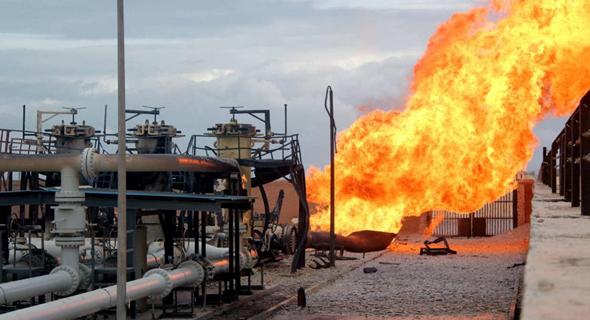 פיצוץ צינור הגז באל עריש, 2011