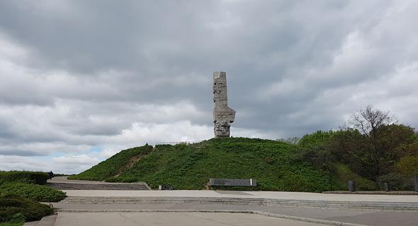 האנדרטה בוסטרפלטה, צילום: דוד הכהן