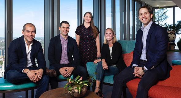 Salesforce Ventures' team. Photo: PR