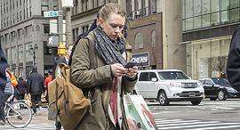 מסמסת בניו יורק? קבלי קנס, צילום: גטי אימג'ס