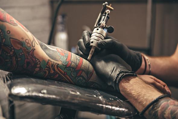 Tattoos (illustration). Photo: Shutterstock