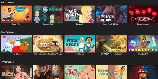 מזפזפים לנטפליקס: הישראלים בחרו טלוויזיה באינטרנט