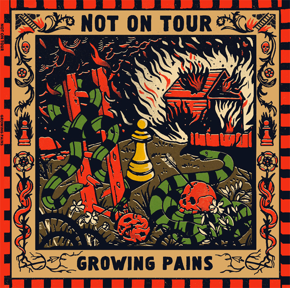 עטיפת האלבום Growing Pains