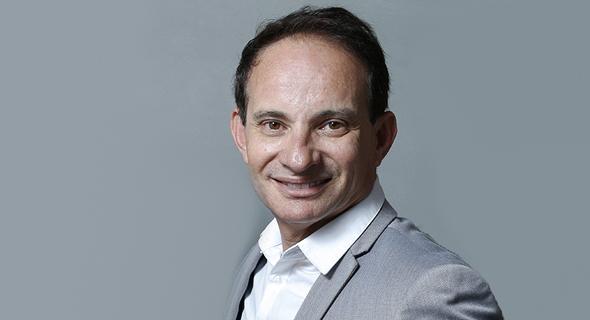 """גיל בלוטרייך, בעל השליטה של חברות הנדל""""ן מישורים וסקיילין , צילום: עמית שעל"""