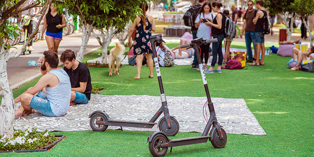 Bird to Start Carding Israeli E-Scooter Users