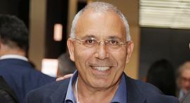 פנחס בוכריס ממייסדי קרן SOMV, צילום: אוראל כהן