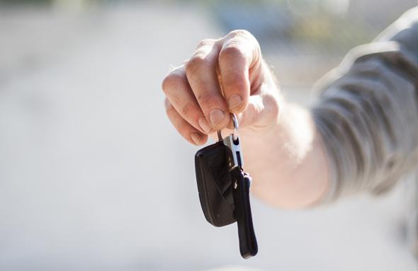 לוותר על רכב פרטי
