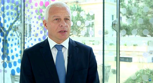 """דראגו קוס יו""""ר הועד למאבק בשחיתות בינלאומית ב OECD"""