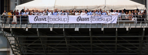 The OwnBackup team. Photo: Courtesy