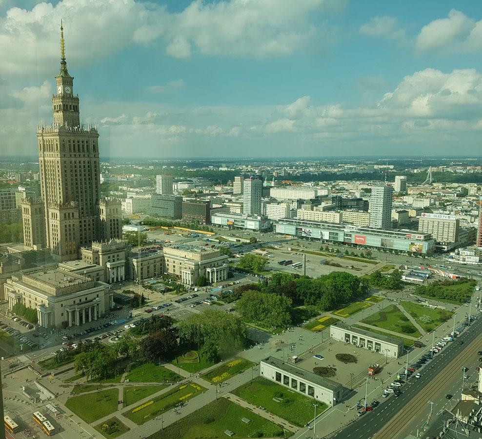 ורשה  , צילום: דוד הכהן