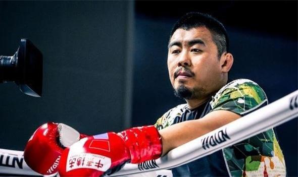 לוחם ה-MMA הסיני שו שיאודונג