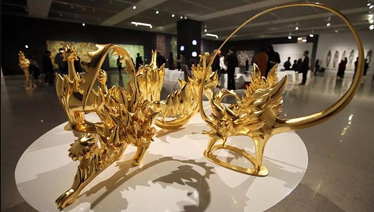 מקום 2. המוזיאון הלאומי של סין, בייג'ינג