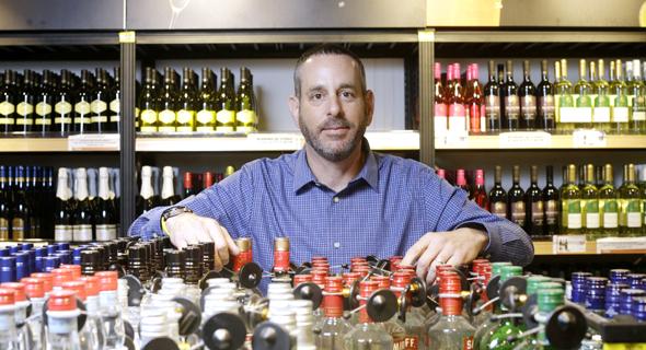 רועי פרייבך מנהל שופרסל עסקים, צילום: עמית שעל