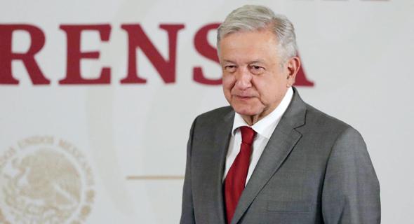 נשיא מקסיקו אוברדור