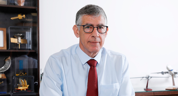 IAI CEO Nimrod Sheffer. Photo: Kfir Ziv