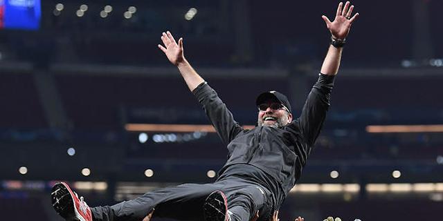 גביע אירופה 2019 על שם יורגן קלופ וכל אלו שעזרו לו