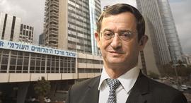 אבי פז לשעבר נשיא הבורסה ליהלומים, צילום: אוראל כהן, עמית שעל