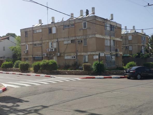 שכונת נחמיה בנס ציונה, צילום: יחצ