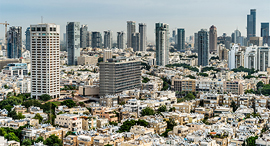 Tel Aviv. Photo: Sutterstock