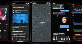 iOS 13, מתוך שידור חי של אפל