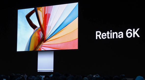 לא בטוח שאתם צריכים את מסך ה-6K של אפל, מתוך שידור חי של אפל