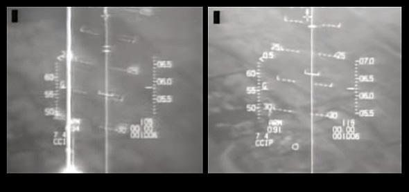 מימין: כניסה לתקיפה של הכור העיראקי, ופיצוצים לאחר הפגיעה, צילום: חיל האוויר