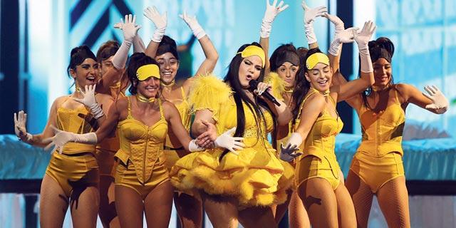 התירוץ התורן לחולשה בקניונים: האירוויזיון