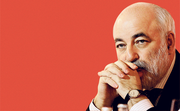 Viktor Vekselberg. Photo: Getty Images