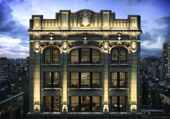 מגדל 212 בשדרה החמישית, צילום: VisualHouse