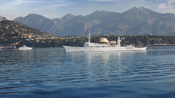 היאכטה Christina O, צילום: Valef Yachts