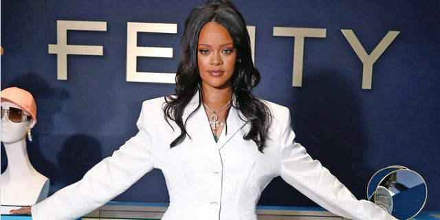 לפני מדונה וביונסה: ריהאנה היא המוזיקאית העשירה בעולם