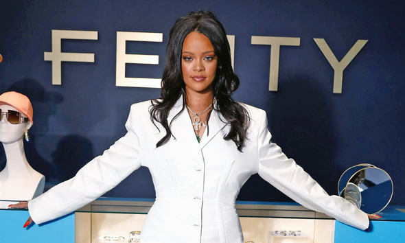 ריהאנה. המוזיקאית העשירה בעולם, צילום: GM