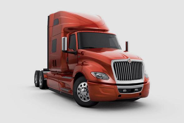 """משאית נביסטאר מדגם אינטרנשיונל LT. בקרוב בצה""""ל"""