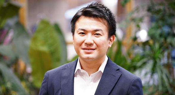 """מנהל הקרן יוקי טאנאקה , צילום: יח""""צ"""