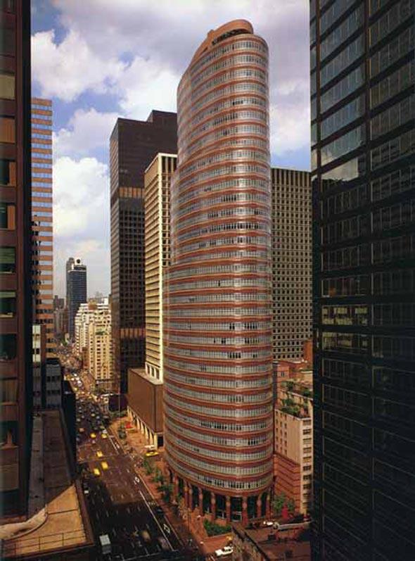 בניין ליפסטיק מנהטן השדרה השלישית ניו יורק, צילום: wikiarquitectura