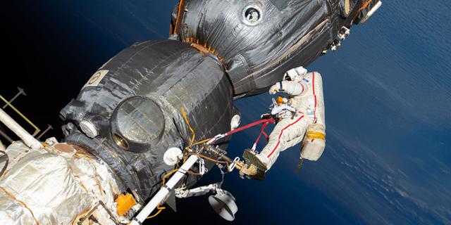 ככה אנחנו נראים מלמעלה: תמונות שצולמו מתחנת חלל