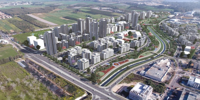 אושר: שתי שכונות חדשות עם 3,000 דירות ייבנו באור עקיבא
