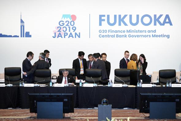 פסגת ה-G20, צילום: אי פי איי