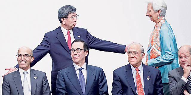 ה־G20 התחייבו להגדיל מיסוי לענקיות הדיגיטל