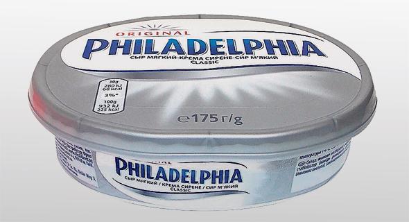 גבינת פילדלפיה