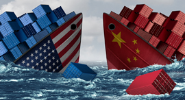 מלחמת סחר ארצות הברית סין, צילום: שאטרסטוק