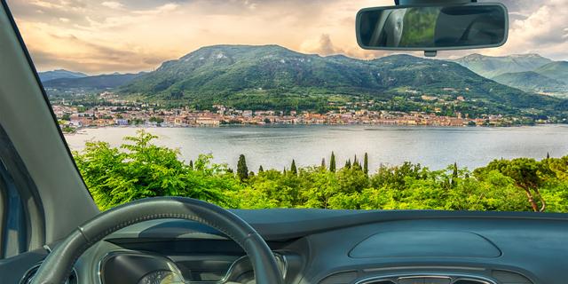 """לשכור רכב באיטליה ולחזור ללא דו""""חות - זה אפשרי!"""