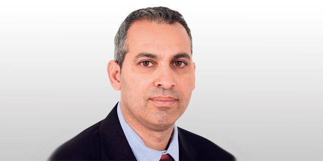 Doron Arami, head of the medical cannabis sector at BDO's Israeli branch. Photo: Yossi Israel