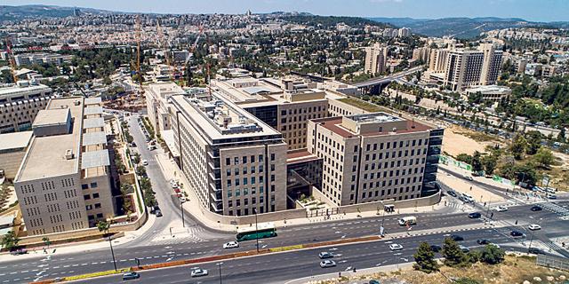 עיריית ירושלים תחזיר לשיכון ובינוי אגרות של 2.9 מיליון שקל