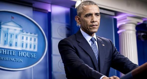 ברק אובמה , צילום: גטי