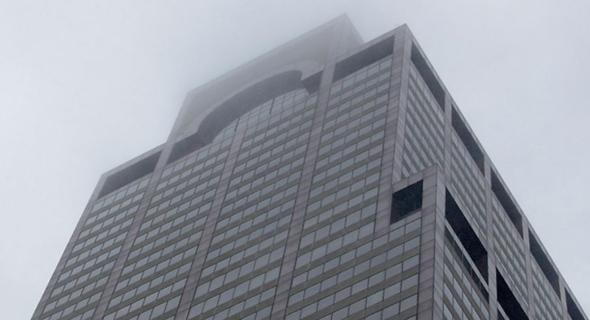הבניין במנהטן , צילום: רויטרס